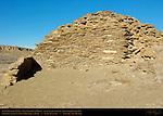 Earliest Walls (800s), Una Vida Chacoan Great House, Anasazi Hisatsinom Ancestral Pueblo Site, Chaco Culture National Historical Park, Chaco Canyon, Nageezi, New Mexico