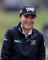 170925 Golf - NZ Women's Open Golf Powhiri and Practice