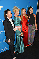 Lyle Richards, Mena Suvari, Alicia Silverstone &amp; Jennifer Bartels at the premiere party for &quot;American Woman&quot; at the Chateau Marmont, Los Angeles, USA 31 May 2018<br /> Picture: Paul Smith/Featureflash/SilverHub 0208 004 5359 sales@silverhubmedia.com