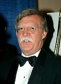 Washington, D.C. - April 29, 2006 -- United States Ambassador to the United Nations John Bolton at the Newsweek party at the Washington Hilton Hotel in Washington, D.C. prior to the annual White House Correspondents Association (WHCA) dinner.<br /> Credit: Ron Sachs / CNP<br /> <br /> (RESTRICTION: NO New York or New Jersey Newspapers or newspapers within a 75 mile radius of any part of New York, New York, including without limitation the New York Daily News, The New York Times, and Newsday.)