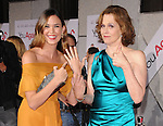 "Odette Yustman and Sigourney Weaver wearing David Meister  at The Touchstone Pictures' World Premiere of ""You Again"" held at The El Capitan Theatre in Hollywood, California on September 22,2010                                                                               © 2010 Hollywood Press Agency"