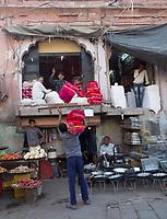 Jodhpur Street Scene