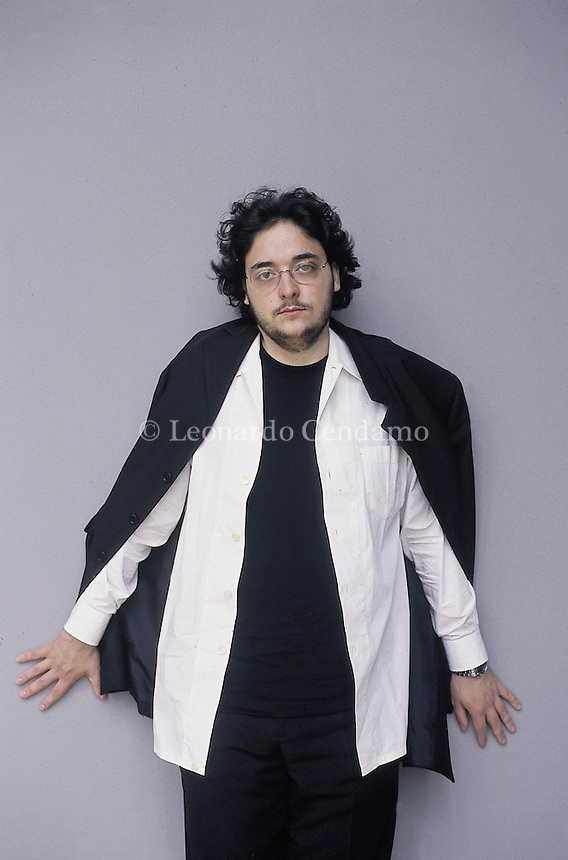 16 MAY 1999: NICOLA LECCA  © Leonardo Cendamo