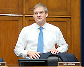 United States Representative Jim Jordan (Republican of Ohio) arrives to listen to FBI Director James Comey give testimony before the US House Committee on Oversight and Government Reform following his announcement on Tuesday that he would recommend not to prosecute former US Secretary of State Hillary Clinton for maintaining a private server on Capitol Hill in Washington, DC on Thursday, July 7, 2016.<br /> Credit: Ron Sachs / CNP<br /> (RESTRICTION: NO New York or New Jersey Newspapers or newspapers within a 75 mile radius of New York City)