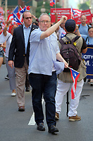 www.acepixs.com<br /> <br /> June 11 2017, New York City<br /> <br />  New York City Comptroller Scott Stringer at the Puerto Rican Day Parade on fifth Avenue on June 11 2017 in New York City<br /> <br /> By Line: Curtis Means/ACE Pictures<br /> <br /> <br /> ACE Pictures Inc<br /> Tel: 6467670430<br /> Email: info@acepixs.com<br /> www.acepixs.com