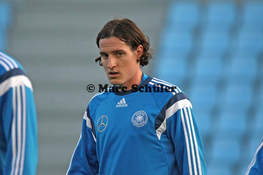 Sebastian Rudy (D) - Abschlusstraining Deutschland in Vigo