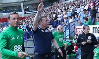 Bolton Wanderers Manager Phil Parkinson<br /> <br /> Photographer Rachel Holborn/CameraSport<br /> <br /> The EFL Sky Bet Championship - Bolton Wanderers v Nottingham Forest - Sunday 6th May 2018 - Macron Stadium - Bolton<br /> <br /> World Copyright &copy; 2018 CameraSport. All rights reserved. 43 Linden Ave. Countesthorpe. Leicester. England. LE8 5PG - Tel: +44 (0) 116 277 4147 - admin@camerasport.com - www.camerasport.com