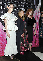 NEW YORK, NY - NOVEMBER 08: Coco Rocha, Drew Barrymore and Christina Hendricks  attend the release of Christian Siriano's  book 'Dresses To Dream About' at the Rizzoli Flagship Store on November 8, 2017 in New York City.  <br /> CAP/MPI/JP<br /> &copy;JP/MPI/Capital Pictures