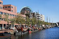 Museumhaven Leeuwarden. Varend Erfgoed