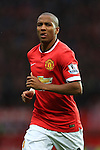Ashley Young of Manchester United - Manchester United vs. Sunderland - Barclay's Premier League - Old Trafford - Manchester - 28/02/2015 Pic Philip Oldham/Sportimage
