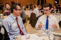 Albers School of Business - Etiquette Dinner
