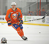 Anthony Beauvillier #72, forward, skates during New York Islanders Prospect Mini Camp at Northwell Health Ice Center in East Meadow, NY on Wednesday, June 28, 2017.