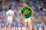 Barry John Keane, scores Kerry's Fourth goal in the All Ireland Quarter Final at Croke Park on Sunday.