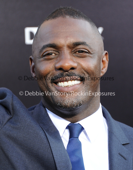 Idris Elba at The Warner Bros. Pictures L.A. Premiere of Pacific Premiere held at The Dolby Theater in Hollywood, California on July 09,2013                                                                   Copyright 2013 Hollywood Press Agency