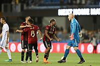 San Jose, CA - Wednesday September 19, 2018: Josef Martinez during a Major League Soccer (MLS) match between the San Jose Earthquakes and Atlanta United FC at Avaya Stadium.
