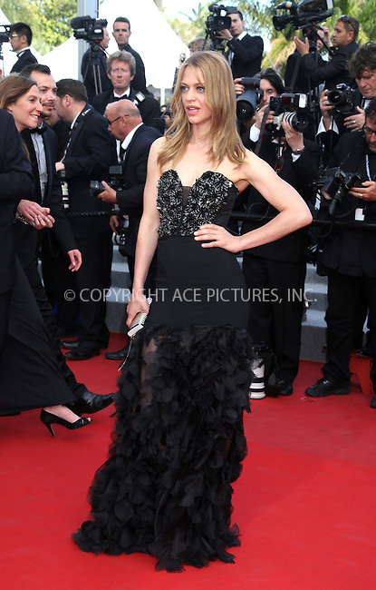 "WWW.ACEPIXS.COM . . . . .  ..... . . . . US SALES ONLY . . . . .....May 18 2012, Cannes....Heike Makatsch at the premiere of ""Lawless"" at the Cannes Film Festival on May 18 2012 in France ....Please byline: FAMOUS-ACE PICTURES... . . . .  ....Ace Pictures, Inc:  ..Tel: (212) 243-8787..e-mail: info@acepixs.com..web: http://www.acepixs.com"