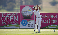 Jared Harvey (RSA) unable to impress during Round Two on his first round 66 at The Tshwane Open 2014 at the Els (Copperleaf) Golf Club, City of Tshwane, Pretoria, South Africa. Picture:  David Lloyd / www.golffile.ie