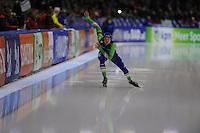 SCHAATSEN: HEERENVEEN: IJsstadion Thialf, 07-02-15, World Cup, 1000m Men Division A, Michel Mulder (NED), ©foto Martin de Jong