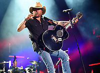 Jason Aldean was performing in Las Vegas when the worst mass shooting in US history occurred