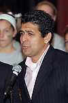25 November 2008: Jorge Barcellos, St. Louis WPS Athletica head coach and former Brazilian Women's National Team head coach.  Women's Profession Soccer unveiled the team name and logo for the St. Louis WPS franchise at the Missouri Athletic Club in St. Louis, Missouri.