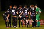 24th March 2018 - NPL Queensland Senior Men Rd 8: Gold Coast United v Magpies Crusaders FC