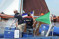 SKÛTSJESILEN: FRYSLÂN: 2015, IFKS (Iepen Fryske Kampioenskippen Skûtsjesilen), ©foto Martin de Jong
