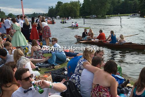 Henley on Thames Royal Regatta. UK.