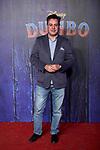 Jose Ribagorda attends to Dumbo premiere at Principe Pio Theatre in Madrid, Spain. March 27, 2019. (ALTERPHOTOS/A. Perez Meca)