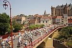 Stage 14 Saint Pourcain sur Sioule - Lyon