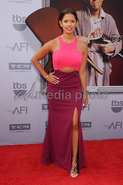 4 June 2015 - Hollywood, California - Rocsi Diaz. AFI 43rd Life Achievement Award Gala Tribute To Steve Martin held at the Dolby Theatre. Photo Credit: Byron Purvis/AdMedia