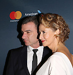 Liev Schreiber and Janet McTeer  attends the Broadway Opening Night Performance After Party for 'Les Liaisons Dangereuses'  at Gotham Hall on October 30, 2016 in New York City.