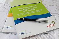 RPA single payment scheme handbook