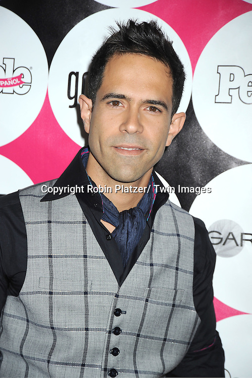 """Jose Fernandez attending at The 15th Annual People En Espanols """" 50 Most Beautiful"""" event at Guastavino's in New York City on May 19, 2011."""