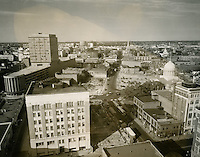 1960 October 7..Redevelopment.Downtown North (R-8)..Downtown Progress..North View from VNB Building..HAYCOX PHOTORAMIC INC..NEG# C-60-5-42.NRHA#..
