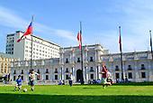Palais de la Moneda, Santiago