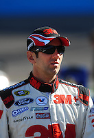 Apr 17, 2009; Avondale, AZ, USA; NASCAR Sprint Cup Series driver Greg Biffle during qualifying for the Subway Fresh Fit 500 at Phoenix International Raceway. Mandatory Credit: Mark J. Rebilas-