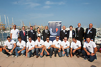 Green Comm Racing and RCNV launch the challenge of sustainability for the America's Cup