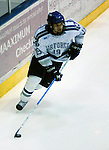 January 8, 2010:  Air Force forward, Stephen Carew (19), during Atlantic Hockey Association action against the UConn Huskies at Cadet Ice Arena, U.S. Air Force Academy, Colorado Springs, Colorado.  Air Force defeats UConn 2-1.