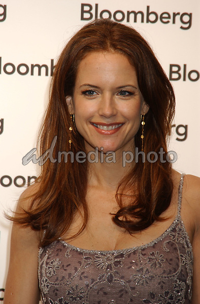 30 April 2005 - Washington, D.C. - Kelly Preston. Bloomberg News Party of the Year, following The White House Correspondents' Dinner held at a private location. Photo Credit: Laura Farr/AdMedia