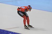 SCHAATSEN: HEERENVEEN: IJsstadion Thialf, 16-11-2012, Essent ISU World Cup, Season 2012-2013, Ladies 3000 meter Division A, winner Stephanie Beckert (GER), ©foto Martin de Jong