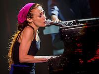 **House Coverage*** Fiona Apple performs at The Joint at Hard Rock Hotel &amp; Casino in Las Vegas, NV on September 15, 2012. Kabik/Starlitepics / Mediapunchinc /NortePhoto<br /> <br />  **CREDITO*OBLIGATORIO** *No*Venta*A*Terceros*<br /> *No*Sale*So*third* ***No*Se*Permite*Hacer Archivo***No*Sale*So*third*