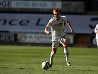 Pictured: Shaun MacDonald of Swansea City in action <br /> Re: Coca Cola Championship, Swansea City FC v Norwich City FC at the Liberty Stadium Swansea, south Wales. Saturday 11 April 2009.<br /> Picture by D Legakis Photography / Athena Picture Agency, Swansea 07815441513