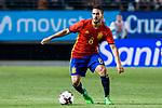 Koke Resurreccion of Spain during the friendly match between Spain and Colombia at Nueva Condomina Stadium in Murcia, jun 07, 2017. Spain. (ALTERPHOTOS/Rodrigo Jimenez)