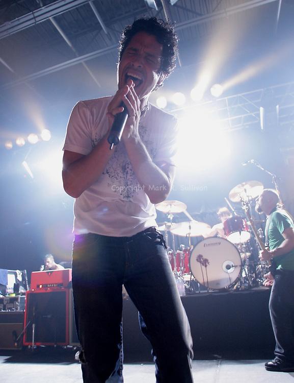 Chris Cornell<br /> Starland Ballroom<br /> Sayreville, NJ<br /> 7/25/07<br /> <br /> PHOTO: MARK R. SULLIVAN/MARKRSULLIVAN.COM &copy; 2007