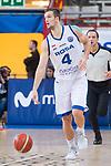 Rosa Radom Marcin Piechowicz during Basketball Champions League between Estudiantes and Rosa Radom at Jorge Garbajosa Sport Center in Madrid, Spain October 18, 2017. (ALTERPHOTOS/Borja B.Hojas)