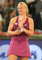 Kiki Bertens, Netherlands, Finalist in the Madrid Open Tennis 2018. May 12, 2018.(ALTERPHOTOS/Alberto Simon)