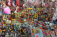 Mercado de Artesania y Dulces. Morelia, Michoacan, Mexico