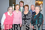 Pictured at the Killarney Active Retired party in the Dromhall Hotel on Sunday were Pauline Fleming, Mary Cremin, Eileen O''Leary, Nancy Hegarty, Jackie Fleming and Bernie O'Leary.