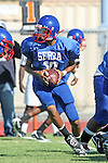 Gardena, CA 09/24/09 - Serra of Gardena Freshmen/Sophomores defeated the Peninsula Panthers 44-0.
