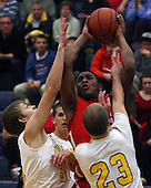 Troy Athens at Clarkston, Boys Varsity Basketball, 12/22/11
